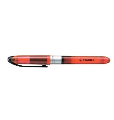Textmarker Navigator orange 1-4mm Keilspitze
