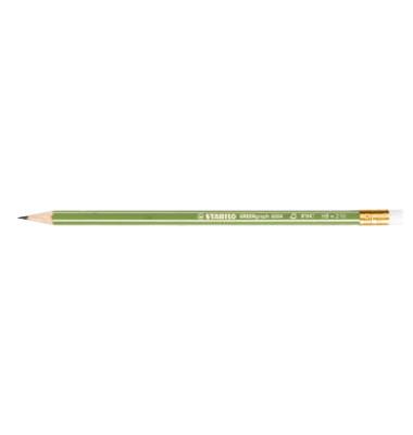 Bleistifte GREENgraph HB 12 Stück