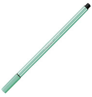 Faserschreiber Pen 68/13 1mm eisgrün