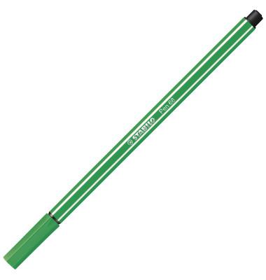 Faserschreiber Pen 68/36 1mm/M smaragdgrün