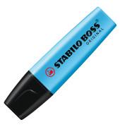 Textmarker Boss Original blau 2-5mm Keilspitze