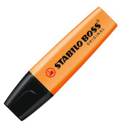 Textmarker Boss Original orange 2-5mm Keilspitze