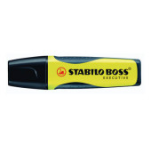 Textmarker Boss Executive gelb 2-5mm Keilspitze