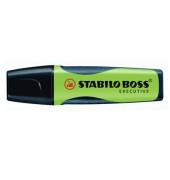 Textmarker Boss Executive grün 2-5mm Keilspitze