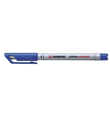 Folienstift OHPen universal 852 F blau 0,7 mm non-permanent
