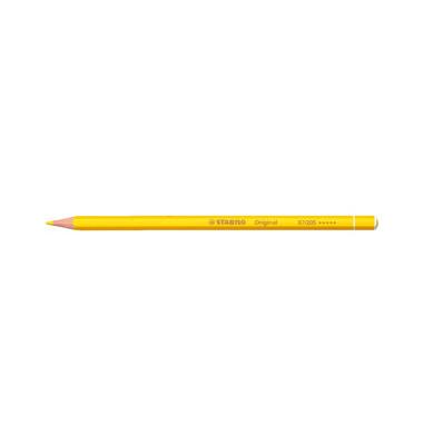 Buntstifte Original gelb 2,5mm Dünnkern