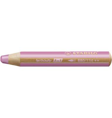 Farbstift woody extradick pink