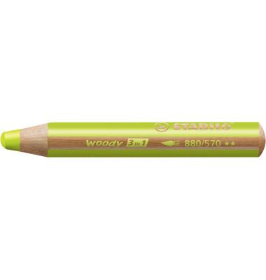 Farbstift woody extradick hellgrün