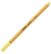 Fineliner Point 88 gelb 0,4 mm