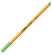 Fineliner Point 88 hellgrün 0,4 mm