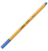 Fineliner Point 88 mittelblau 0,4 mm