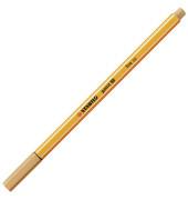 Fineliner Point 88 ocker 0,4 mm
