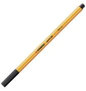 Fineliner Point 88 schwarz 0,4 mm