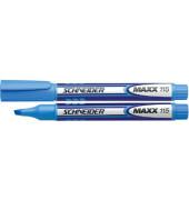 Textmarker MAXX 115 blau 1-4mm Keilspitze
