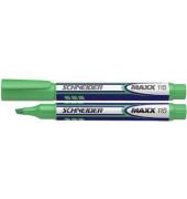 Textmarker MAXX 115 grün 1-4mm Keilspitze