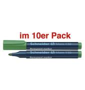 Permanentmarker Maxx 130 grün 1-3mm Rundspitze