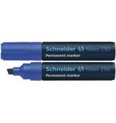 Permanentmarker Maxx 250 blau 2-7mm Keilspitze