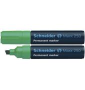 Permanentmarker Maxx 250 grün 2-7mm Keilspitze