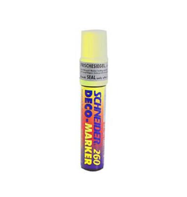 Decomarker Maxx 260 gelb 2-15mm Keilspitze