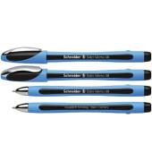 Slider memo XB hellblau/schwarz Kugelschreiber 1,4mm