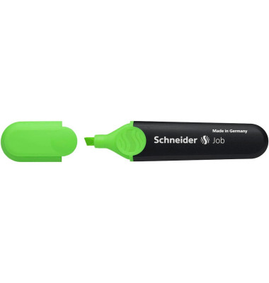 Textmarker Job 150 grün 1-4,5mm Keilspitze