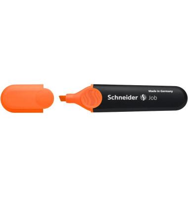 Textmarker Job 150 orange 1-4,5mm Keilspitze