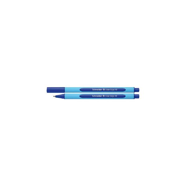 Schneider slider edge xb blau kugelschreiber xb for Schneider versand privatkunden