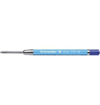 Kugelschreibermine Slider 755 blau XB
