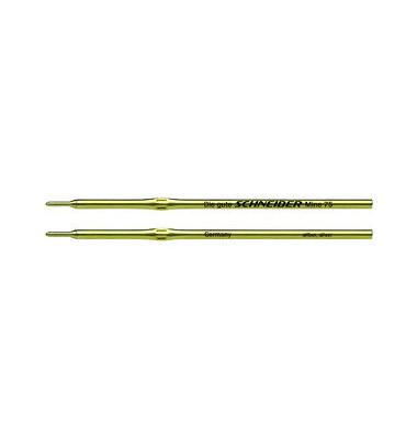 Kugelschreibermine EXPRESS 75 silber M