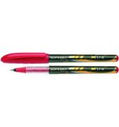 Tintenroller Xtra 823 graumetallic/rot 0,3 mm