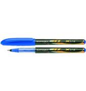 Tintenroller Xtra 823 graumetallic/blau 0,3 mm