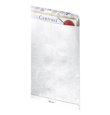 Versandtaschen C5 ohne Fenster haftklebend 55g weiß 100 Stück Tyvek Pocket