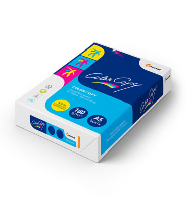 Color Copy A5 160g Laserpapier weiß 250 Blatt