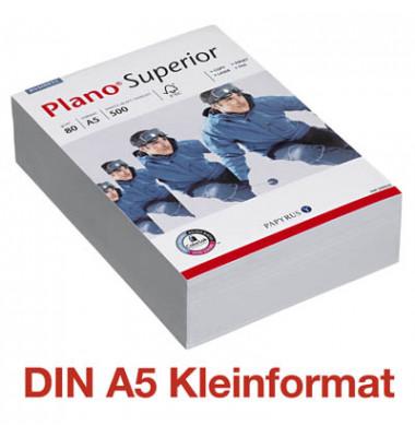 Superior A5 80g Kopierpapier hochweiß 500 Blatt