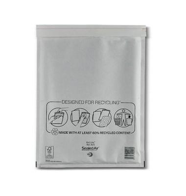 Luftpolstertasche H/5 weiß haftklebend innen: 270x360mm 10 Stück
