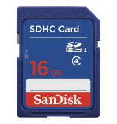 Speicherkarte Standard SDHC Card 16GB