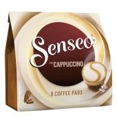 Kaffeepads Cappuccino 92g 8 Pads