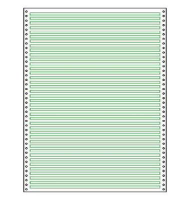 Endlospapier 12247, A4 hoch mit Leselinien, 1-fach, 12 Zoll x 240 mm, 2000 Blatt