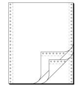 Endlospapier 32243, A4 hoch blanko, 3-fach, 12 Zoll x 240 mm, 600 Sätze