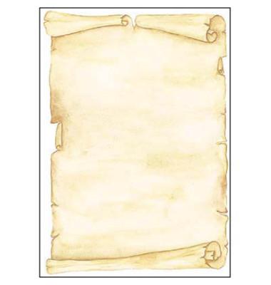 Motivpapier DP235 A4 80g Pergament 50 Blatt