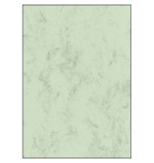 Motivpapier DP263 A4 90g pastellgrün Marmor 100 Blatt