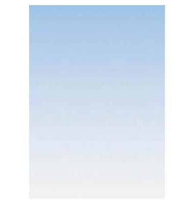 Motivpapier DP344 A4 90g Farbverlauf blau 100 Blatt