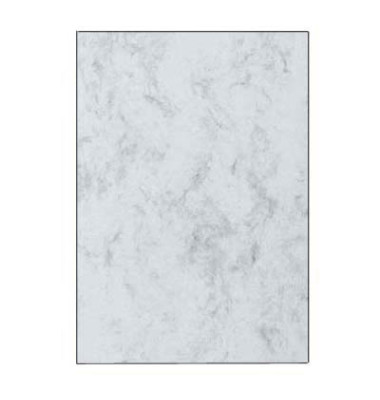 Motivpapier DP396 A4 200g grau Marmor 50 Blatt