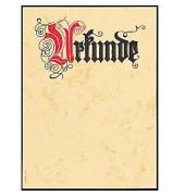 Motivpapier DP548 A4 185g Urkunde Calligraphie 12 Blatt
