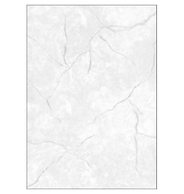 Motivpapier DP637 A4 90g grau Granit 100 Blatt