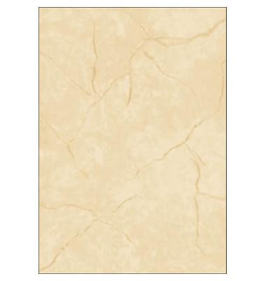 Motivpapier DP648 A4 200g beige Granit 50 Blatt