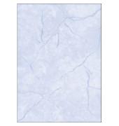 Motivpapier DP649 A4 200g blau Granit 50 Blatt