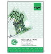Haushaltsbuch HA514 A5 hoch 40 Blatt