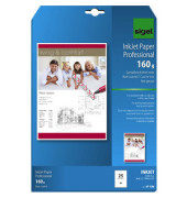 IP-186 A4 160g Inkjetpapier hochweiß 25 Blatt