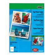 Inkjet-Fotopapier A3 IP-356 Top einseitig hochglänzend 210g 50 Blatt